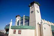 Wellington Bowl building, Great Yarmouth, Norfolk, England