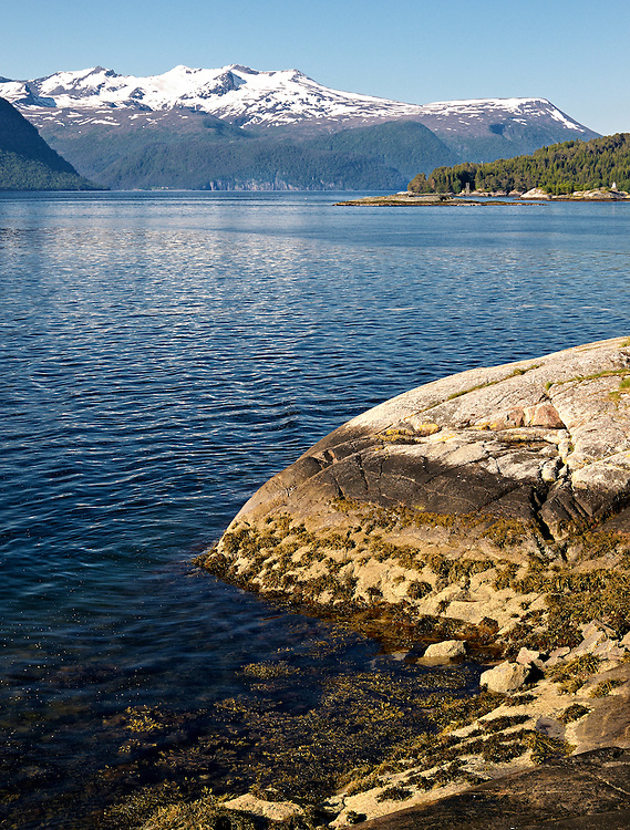 Norway - Romsdalsfjord view
