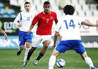 Fotball 1. juni 2012 Euro Qual., U21  Norge - Azerbaijan 1-0 <br /> Norway - Azerbaijan<br /> <br /> Harmeet Singh , Norge