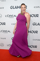November 11, 2019, New York, NY, USA: November 11, 2019  New York City ..Iskra Lawrence attending arrivals for Glamour Women of the Year Awards at Alice Tully Hall on November 11, 2019 in New York City. (Credit Image: © Kristin Callahan/Ace Pictures via ZUMA Press)