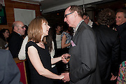 The Man Booker Best Of Beryl Prize, The Union, 50 Greek Street, London, 19 April 2011. Party celebrates special prize created by the Booker Foundation in honour of the late Beryl Bainbridge who died in July 2010.   -DO NOT ARCHIVE-© Copyright Photograph by Dafydd Jones. 248 Clapham Rd. London SW9 0PZ. Tel 0207 820 0771. www.dafjones.com. JO JO DAVIS; A.N. WILSON, The Man Booker Best Of Beryl Prize, The Union, 50 Greek Street, London, 19 April 2011. Party celebrates special prize created by the Booker Foundation in honour of the late Beryl Bainbridge who died in July 2010.   -DO NOT ARCHIVE-© Copyright Photograph by Dafydd Jones. 248 Clapham Rd. London SW9 0PZ. Tel 0207 820 0771. www.dafjones.com.