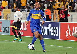 Robyn Johannes in the Absa Premiership match between Cape Town City and Kaizer Chiefs, Cape Town Stadium, 13 September 2017.