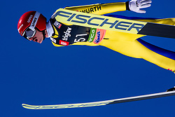 Richard Freitag (GER) during the Trial Round of the Ski Flying Hill Individual Competition at Day 1 of FIS Ski Jumping World Cup Final 2019, on March 21, 2019 in Planica, Slovenia. Photo by Matic Ritonja / Sportida