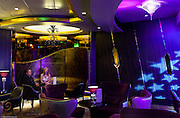 Royal Caribbean, Harmony of the Seas, night at the jazz club Jazz on 4