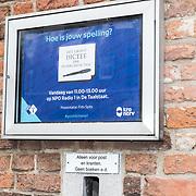 NLD/Zutphen/20191102 - Groot Dictee ter Nederlandse Taal, Groot Dictee 2019