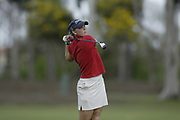 FAU Women's Golf at the 37th Annual Ryder/Florida Women's Collegiate Golf Championships held at Don Shula's Golf Club and Resort, Miami Lakes, Florida on April 1, 2007.