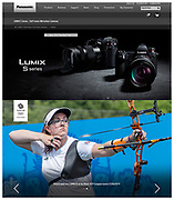 Archery during the Minsk European Games in Belarus shot for Team GB & Panasonic. Captured with the Lumix S1 | June 2019.