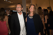 PAOLO ROVERSI, Laeticia Firmin-Didot;The Neo Romantic Art Gala in aid of the NSPCC. Masterpiece. Chelsea. London.  30 June 2015