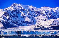 Columbia Glacier, Columbia Bay, Prince William Sound, near Valdez, Alaska USA