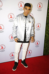 LOS ANGELES, CA - SEP 20: El Mata attends The Latin GRAMMY Acoustic Sessions at The Novo Theater September 20, 2017, in Downtown Los Angeles. Byline, credit, TV usage, web usage or linkback must read SILVEXPHOTO.COM. Failure to byline correctly will incur double the agreed fee. Tel: +1 714 504 6870.
