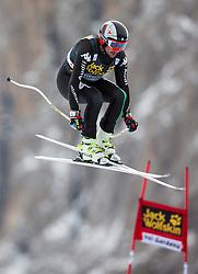 18.12.2013, Saslong, Groeden, ITA, FIS Ski Weltcup, Groeden, Abfahrt, Herren, 1. Traininglauf, im Bild Silvano Varettoni (ITA) // Silvano Varettoni of Italy in action during mens 1st downhill practice of the Groeden FIS Ski Alpine World Cup at the Saslong Course in Gardena, Italy on 2012/12/18. EXPA Pictures © 2013, PhotoCredit: EXPA/ Johann Groder