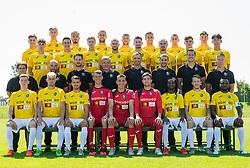 Official team photo of NK Bravo men team for season 2020/21, on September 8, 2020, in ZAK Stadium, Ljubljana, Slovenia. Photo by Vid Ponikvar / Sportida
