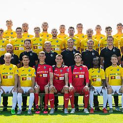 20200910: SLO, Football - NK Bravo team photoshoot