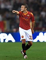 Stefano Guberti (Roma)<br /> Roma vs Gent 3-1<br /> Europa League <br /> Stadio Olimpico, Roma, 30/07/2009.<br /> Photo Antonietta Baldassarre Inside