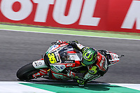Cal Crutchlow of UK and LCR Honda during the MotoGP Italy Grand Prix 2017 at Autodromo del Mugello, Florence, Italy on 4th June 2017. Photo by Danilo D'Auria.<br /> <br /> Danilo D'Auria/UK Sports Pics Ltd/Alterphotos