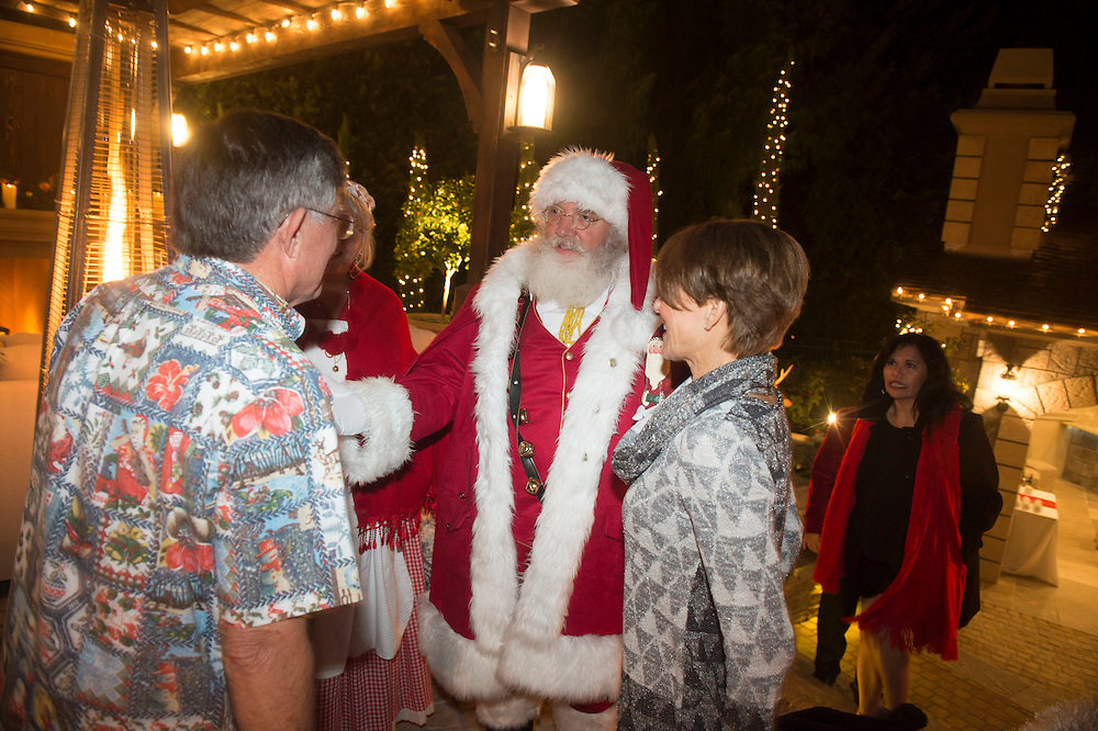 The Affeld's 2016 Christmas party in Anaheim Hills, Calif. on Saturday, December 10, 2016.