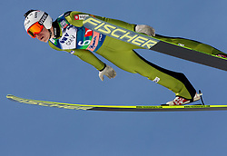 TEPES Jurij of Slovenia during the Flying Hill Team Event at 3rd day of FIS Ski Jumping World Cup Finals Planica 2013, on March 23, 2013, in Planica, Slovenia. (Photo by Vid Ponikvar / Sportida.com)