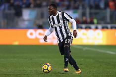 Lazio v Juventus 5 Mar 2018