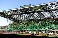 FOOTBALL - FRENCH CHAMPIONSHIP 2011/2012 - L1 - AS SAINT ETIENNE v AS NANCY LORRAINE - 13/08/2011 - PHOTO JEAN MARIE HERVIO / DPPI - FANS ST ETIENNE