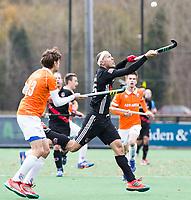 BLOEMENDAAL - Hockey hoofdklasse heren, Bloemendaal-Amsterdam (2-0) . COPYRIGHT KOEN SUYK