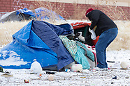 Homeless in the Cold