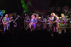 Phil, Bob, Bill, Jimmy & Mickey. The Dead in concert at Saratoga Performing Arts Center 20 June 2003