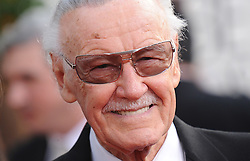 Stan Lee arriving for the 68th Annual Golden Globe Awards ceremony, held at the Beverly Hilton Hotel in Los Angeles, CA, USA on January 16, 2011. Photo by Lionel Hahn/ABACAUSA.COM
