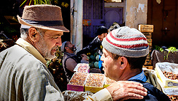 Street scene in Taliouine, a little mountain village in the south of Morocco<br /> <br /> (c) Andrew Wilson | Edinburgh Elite media