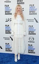 Hunter Schafer at the 35th Annual Film Independent Spirit Awards held at the Santa Monica Beach in Santa Monica, USA on February 8, 2020.