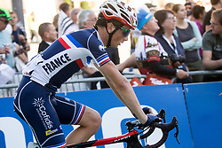 LAFAY Victor of France during the Men Under 23 Road Race 179.9km Race from Kufstein to Innsbruck 582m at the 91st UCI Road World Championships 2018 / RR / RWC / on September 28, 2018 in Innsbruck, Austria.  Photo by Vid Ponikvar / Sportida