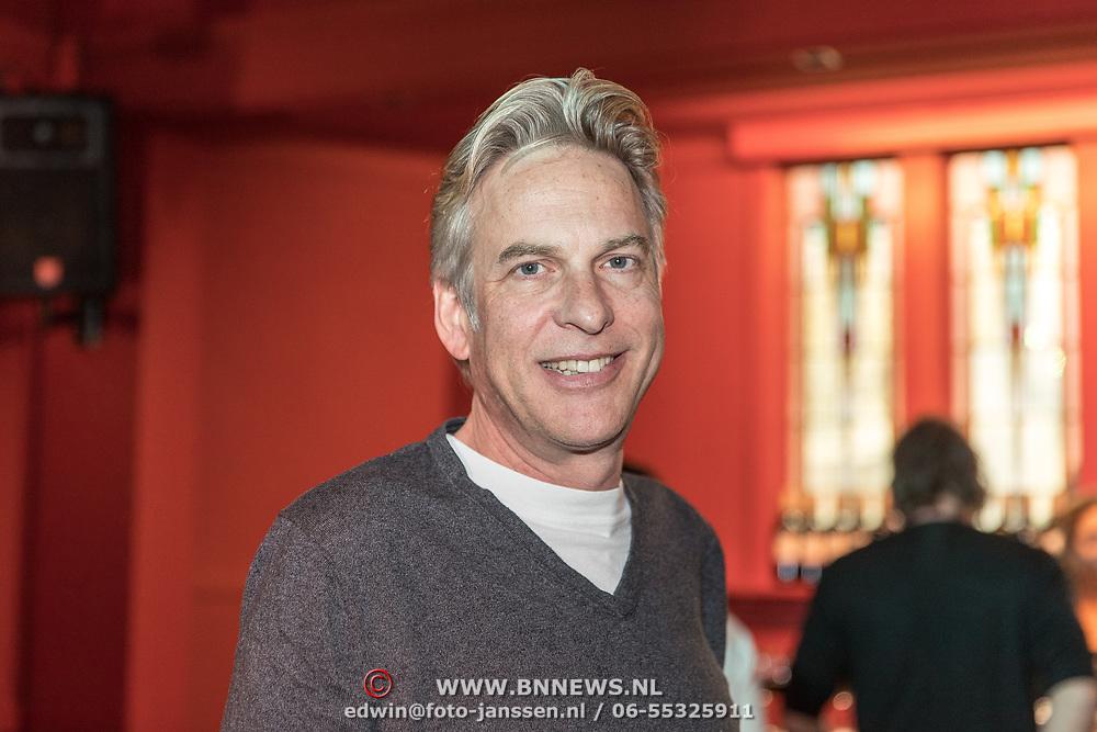 NLD/Bussum/20190306  - boekpresentatie 50 jaar Nederlandse popcultuur van Lex Harding, Adam Curry