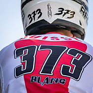 2021 UCI BMXSX World Cup 1&2<br /> Verona (Italy)<br /> Friday Practice<br /> ^me#373 BLANC, Renaud (SUI, ME) Team_CH
