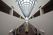 Interior view of the Arktikum, Arctic Center and Regional Museum, Rovaniemi, Lapland, Northern Finland