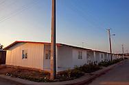 New houses in Gibara, Holguin, Cuba.
