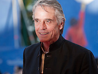 Jeremy Irons at the opening ceremony and premiere of the film La La Land at the 73rd Venice Film Festival, Sala Grande on Wednesday August 31st, 2016, Venice Lido, Italy.