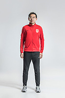 **EXCLUSIVE**Portrait of Chinese soccer player Wu Yake of Changchun Yatai F.C. for the 2018 Chinese Football Association Super League, in Wuhan city, central China's Hubei province, 22 February 2018.