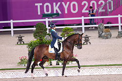 Ramel Juliette, SWE, Buriel KH, 169<br /> Olympic Games Tokyo 2021<br /> © Hippo Foto - Dirk Caremans<br /> 27/07/2021