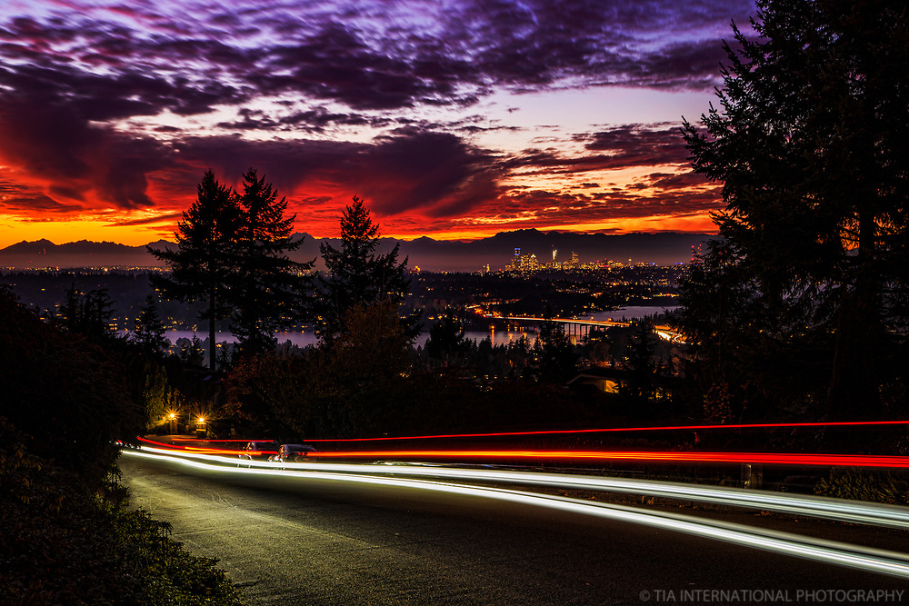 First Night of November in Seattle