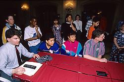 Photo By Kids 1994 Graduation