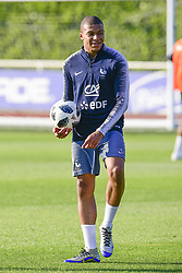May 24, 2018 - Clairefontaine, France, France - Kylian Mbappe (Credit Image: © Panoramic via ZUMA Press)