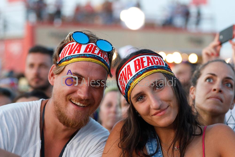 Jova Beach Party 2019- 20-08-2019 FOTO DI CASTALDI, NELLA FOTO:  Lorenzo Cherubini - Jovanotti -