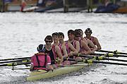 Henley, GREAT BRITAIN. Princess Elizabeth Challenge cup. Abingdon School. winning the final at 2012 Henley Royal Regatta.  ..Sunday  14:58:22  01/07/2012. [Mandatory Credit, Peter Spurrier/Intersport-images]...Rowing Courses, Henley Reach, Henley, ENGLAND . HRR.