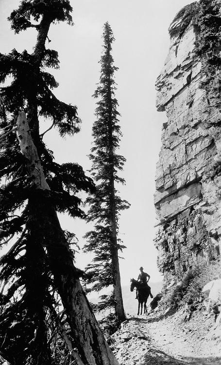 Buffalo Bill's Country, Rocky Mountains, Colorado, 1926