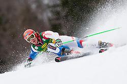 TUMLER Thomas of Switzerland during the 2nd Run of 7th Men's Giant Slalom - Pokal Vitranc 2013 of FIS Alpine Ski World Cup 2012/2013, on March 9, 2013 in Vitranc, Kranjska Gora, Slovenia. (Photo By Vid Ponikvar / Sportida.com)