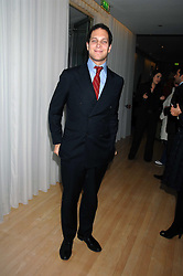 LORD FREDERICK WINDSOR at an Evening at Sanderson in Aid of CLIC Sargent held at The Sanderson Hotel, 50 Berners Street, London W1 on 15th May 2007.<br /><br />NON EXCLUSIVE - WORLD RIGHTS