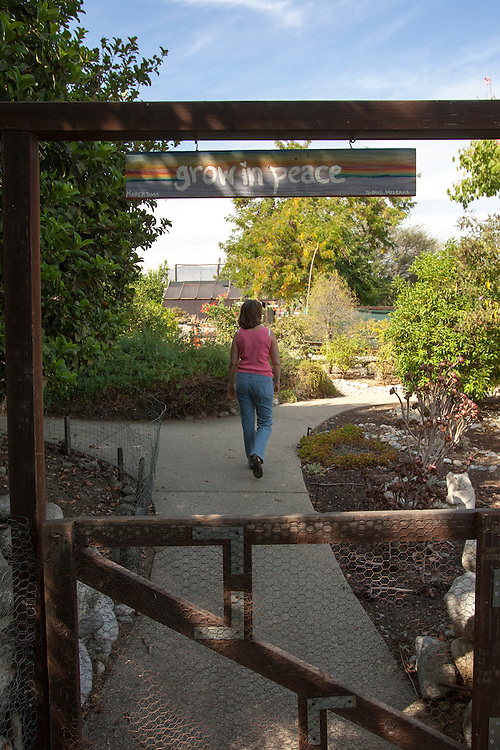 Pitzer college, part of the Claremont Colleges, is a certified Green college with eco friendly landscaping and building materials.