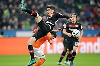Fotball<br /> Tyskland<br /> Foto: Witters/Digitalsport<br /> NORWAY ONLY<br /> <br /> v.l. Kai Havertz, Jerome Gondorf (Darmstadt)<br /> Leverkusen, 05.11.2016, Fussball Bundesliga, Bayer 04 Leverkusen - SV Darmstadt 98