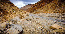 The piste from Tamtetoucht to Msemrir, Morocco<br /> <br /> (c) Andrew Wilson | Edinburgh Elite media