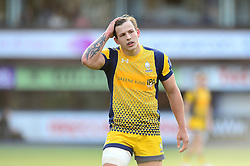 Ryan Mills of Worcester Warriors - Mandatory by-line: Dougie Allward/JMP - 04/02/2017 - RUGBY - BT Sport Cardiff Arms Park - Cardiff, Wales - Cardiff Blues v Worcester Warriors - Anglo Welsh Cup