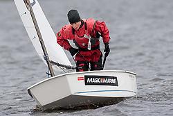 08_1839_OPTI_EASTER © Sander van der Borch BRAASSEMMERMEER THE NETHERLANDS, 24 March 2008. Stijn van Hoye (BEL) wins the 23rd edition of the Magic Marine International Easter Regatta.....23rd Magic Marine International Easter Optimist Regatta 2008.